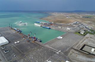 Tajikistan to increase transportation through Baku port