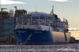 Dynagas LNG Partners Announces Early Delivery of Yenisei River and Extension of Yamal LNG Long Term Charter