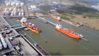 Chemical sector in the port of Antwerp forging ahead (Video)