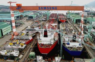 BMT Wins New Contracts with Samsung Heavy Industries
