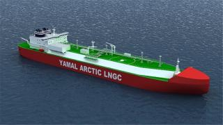 MOL and China COSCO Shipping Jointly Own 4 LNG Carriers for Russia Yamal LNG Project