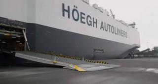 Höegh Autoliners announces new direct service from Europe to USA, Mexico and Oceania