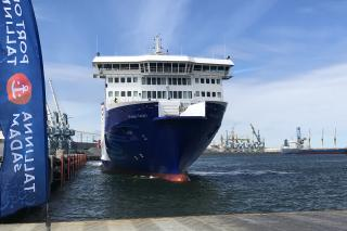 Port of Muuga Strengthened With New Ferry Connection To Finland