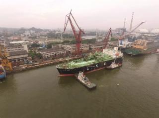 COSCO Shipping Heavy Industry and GTT sign technical service agreement for LNG carrier repairs and conversions