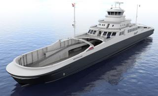 Fjord 1 orders two new ferries of MM design for Austevoll