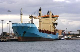 Kenza Container Carrier Free To Depart From Cagliari Following Two-Year Detention