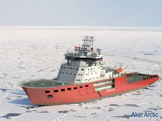 Vyborg Shipyard to deliver second icebreaking support ship intended for Novy Port in May 2017