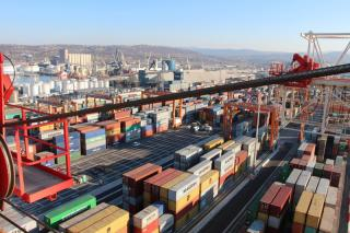 Port of Koper registers a record monthly throughput in January