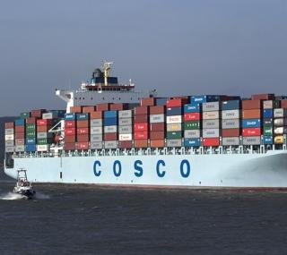 China COSCO receives $644m subsidy for fleet optimisation