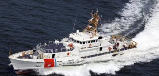 Bollinger Shipyards Delivers The 21st Fast Response Cutter To The USCG - The USCGC John McCormick