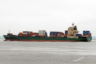 Global Ship Lease Takes Delivery of 2,800 TEU Containership