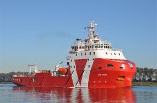 VOS Stone chartered to VBMS for Arkona OWF