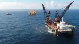 First sign of Johan Sverdrup emerging offshore