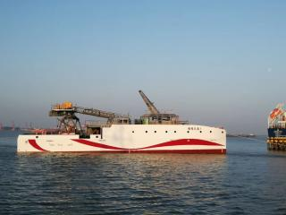 FKAB announces the launching of 50m offshore windfarm service vessel