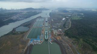 Expanded Panama Canal Commemorates Two Year Anniversary
