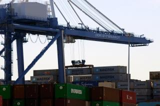 South Carolina Ports Authority Container Volume Climbs 5 Percent