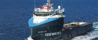Tidewater Announces Successful Completion of Business Combination with GulfMark