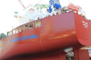 Marinvest tankers, Mari Jone and Mari Boyle, powered by duel-fuel propulsion pass 10000 hrs milestone on clean methanol