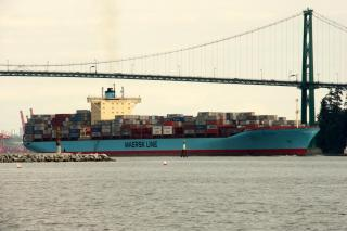 Maersk Line containership fleet retrofitted with Danelec Marine VDRs