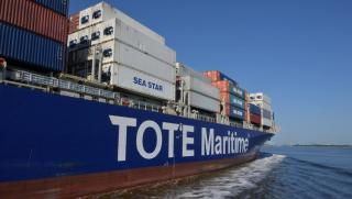 TOTE Maritime Alaska receives Regional Impact Award from Greater Federal Way Chamber of Commerce