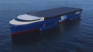 NYK Promotes Decarbonization through Exploratory Design of NYK Super Eco Ship 2050