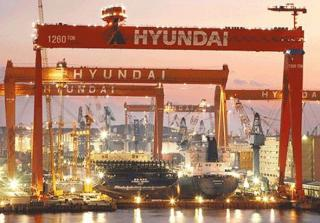Hyundai Heavy Industries produces 1,500th ACONIS for ships