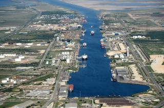 Port of Brownsville and Big River Steel LLC Sign Option Agreement