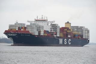 US Authorities Seize 16 Tons of Cocaine From Containership MSC Gayane Docked in Philadelphia (Video)