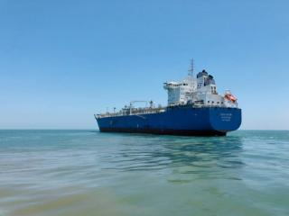 Saga LNG Shipping's mid-size carrier completes gas trials