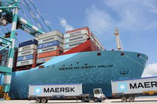 RUSAL and Maersk Line sign letter of intent