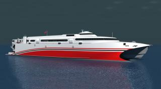 Advantages of new Wärtsilä Waterjets recognised with immediate order for high-speed ferry