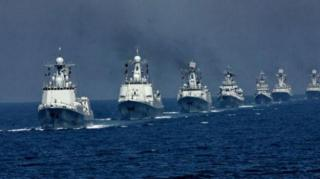 For The First Time Ever China's Navy Is Going To Attend The Indian International Fleet Review