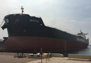 Diana Shipping Announces Time Charter Contract for mv Seattle with SwissMarine