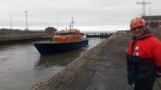 ABP South Wales Invests £300K in Pilot Vessel Refit