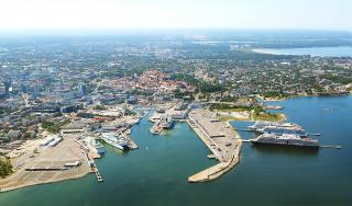 Port of Tallinn rewards emission-reducing ships with a discount of up to 8% on tonnage fees