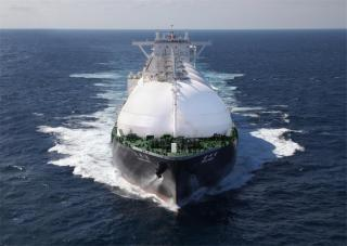 New LNG Carrier for JERA Named ENSHU MARU
