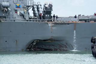 Update: US Navy recovers remaining USS John S. McCain sailors aboard ship