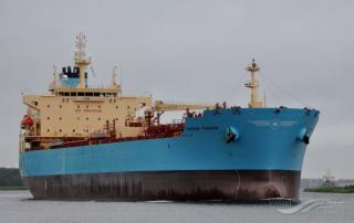 Maersk Tankers: Six of ten LR2 newbuildings approved
