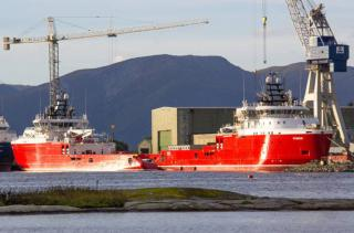 Havyard to name Russian icebreaker duo