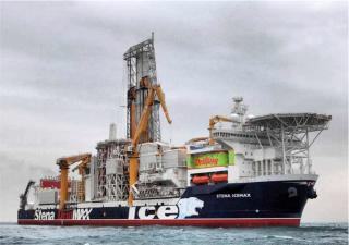 Drillship Stena IceMax leaves Ireland after no oil found