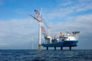 Parkwind and Jan De Nul start works for the 219 MW offshore wind farm off the Belgian coast