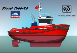 MED MARINE Signs Two New Design Contracts With Canadian Designer Robert Allan Ltd.