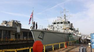 Royal Navy minehunter set to return to operations