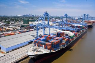 Port NOLA Sets Container Record in 2018