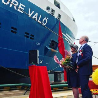 Gothia Tanker Alliance Delivers Fure Valö