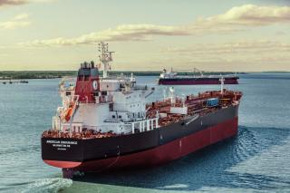 Philly Shipyard Delivers First Next Generation Product Tanker to Kinder Morgan