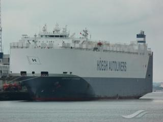 Hoegh loads record number of cars in Mumbai