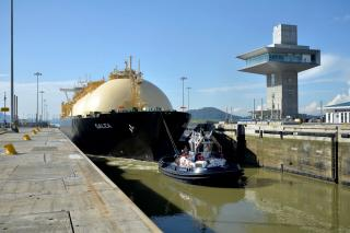 Panama Canal Hosts the Port of Corpus Christi to Tour Waterway, Discuss Growing Liquid Bulk Segment