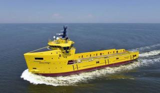 Swiss Promar Shipping take management of second Damen PSV 3300