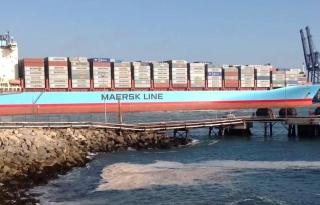 2M to call at Haifa Port